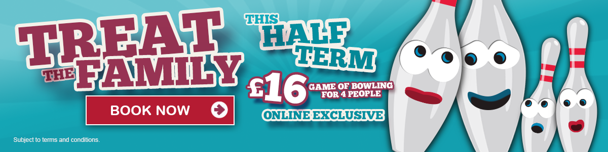 Family Offer May Half Term